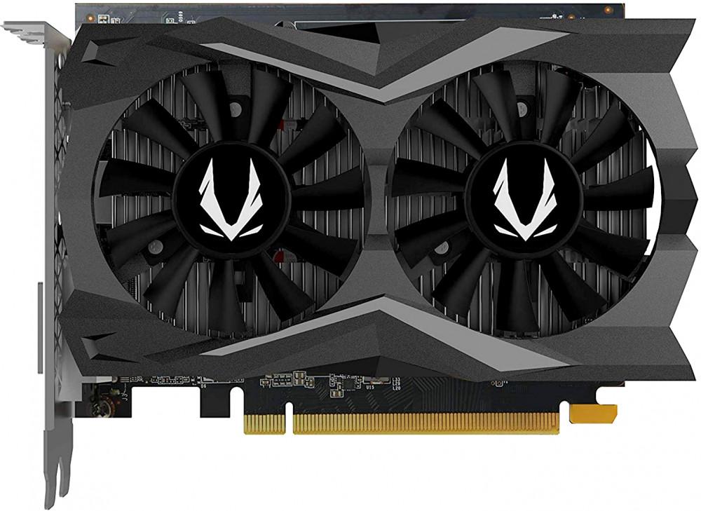 Видеокарта Zotac GeForce GTX 1650 Super (4 ГБ 128 бит) [ZT-T16510F-10L]