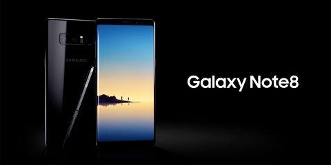 Новое творение компании Samsung — Galaxy Note 8