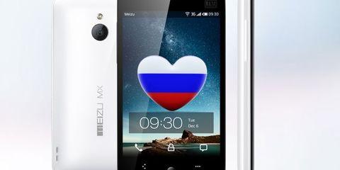 Meizu MX — серия революционных смартфонов