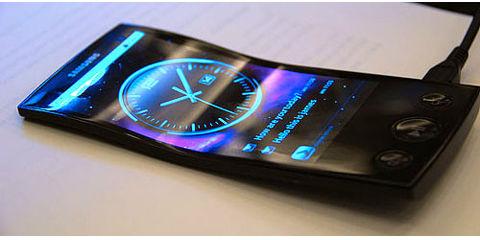 Samsung выпустит гнущийся смартфон в 2018