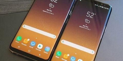 Презентация нового Samsung Galaxy S9 и S9+