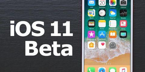 IOs 11 — новая версия яблочного ПО