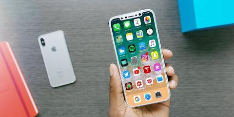 Ажиотаж вокруг iPhone 8 — революционные технологии уже скоро