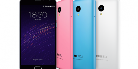 Смартфоны Meizu — новые фавориты рынка