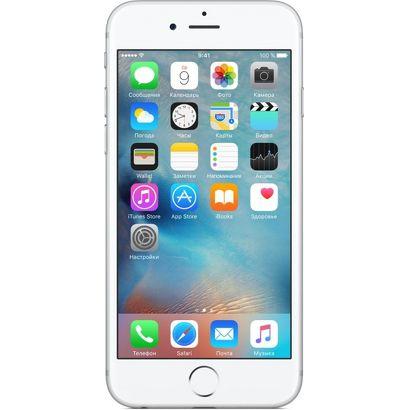 Смартфон Apple iPhone 6S 32 Гб серебристый (ЕСТ)