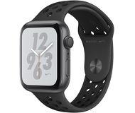 Часы Apple Watch Nike+ (GPS) 44mm серые (алюминий) с антрацитово-черным спорт. ремешком