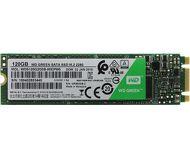 Накопитель SSD 120Gb WD Green M.2 2280  WDS120G2G0B  (TLC 3D NAND)