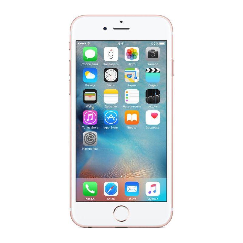 Смартфон Apple iPhone 6S 32 Гб розовый (ЕСТ)