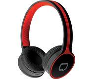 Гарнитура Qumo Accord 3 Bluetooth черно-красный