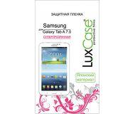 Защитная пленка LuxCase для Samsung Galaxy Tab A 7.0'' (Суперпрозрачная)