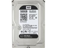 Жесткий диск WD 500 Гб Black  WD5003AZEX