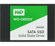 Накопитель SSD 240Gb WD Green  WDS240G2G0A  (TLC)