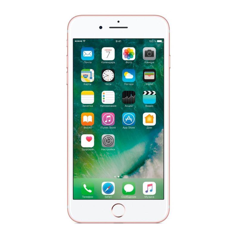 Смартфон Apple iPhone 7 Plus 32 Гб розовый (ЕСТ)
