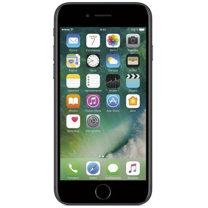 Смартфон Apple iPhone 7 128 Гб черный