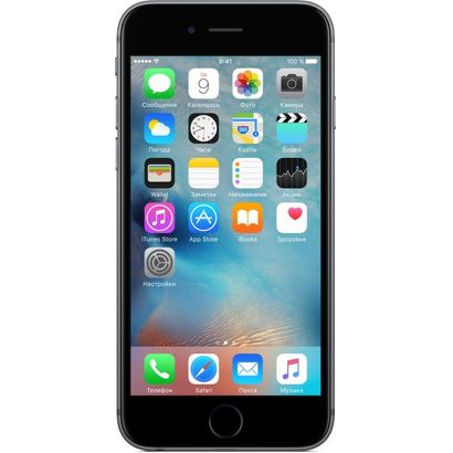Смартфон Apple iPhone 6S 32 Гб серый (ЕСТ)