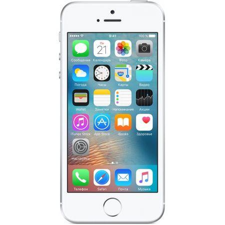 Смартфон Apple iPhone SE 64 ГБ серебристый (ЕСТ)