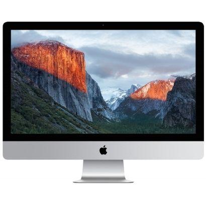 """Моноблок Apple iMac 27"""" [MK472RU] Intel i5-3.6GHz/8Gb/1Tb/R9 M390 2Gb/MacOS X EI Capitan"""