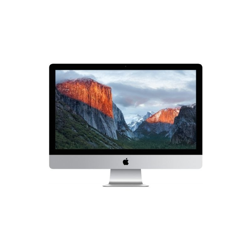 "Моноблок Apple iMac 27"" [MK462RU/A] 27"" Retina 5K i5-3.6GHz/8Gb/1Tb/R9 M380 2Gb/Mac X EI Capitan"