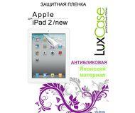 Защитная пленка LuxCase для Apple  iPad 2/3/4 , антибликовая