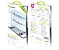 Защитная пленка Muvit для Apple  iPhone 5/5S/5C/SE , зеркальная