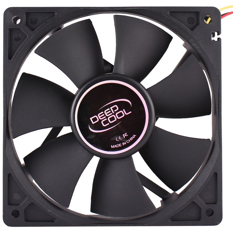 Вентилятор Deepcool Xfan 120 120 мм,   XFAN 120  черный