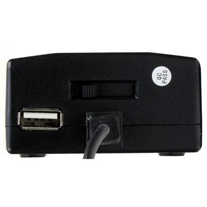 Сетевое зарядное устройство Jet.A JA-PA8 Tesler, USB, 120Вт