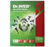 ПО Dr.Web Security Space 2 ПК/1 год  AHW-B-12M-2-A2/BHW-B-12M-2-A3