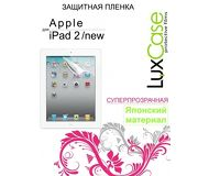 Защитная пленка LuxCase для Apple  iPad Air/Air 2/Pro 9.7-inch , суперпрозрачная