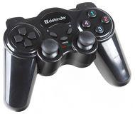 Геймпад Defender Game Master беспроводной, черный (64257)