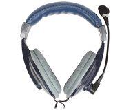 Наушники с микрофоном Defender Gryphon 750 синий