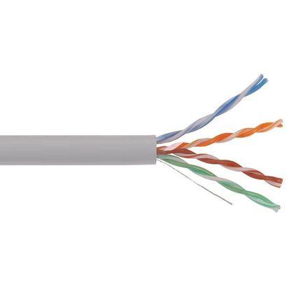 Кабель UTP REXANT [01-0043] UTP, 4 пары, 5e, одножильный, медь, 0.51 мм, 1 м