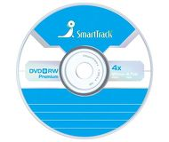 Диск DVD-RW Smart Track 4,7Gb 4x