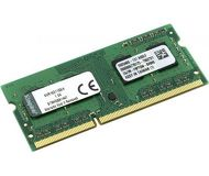 Память SODIMM DDR3 4Gb 1600MHz PC12800 Kingston  KCP316SS8/4