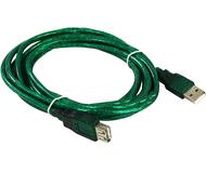 Кабель USB 2.0 Am-Af удлинительный 3м Aopen  ACU202-3MTG