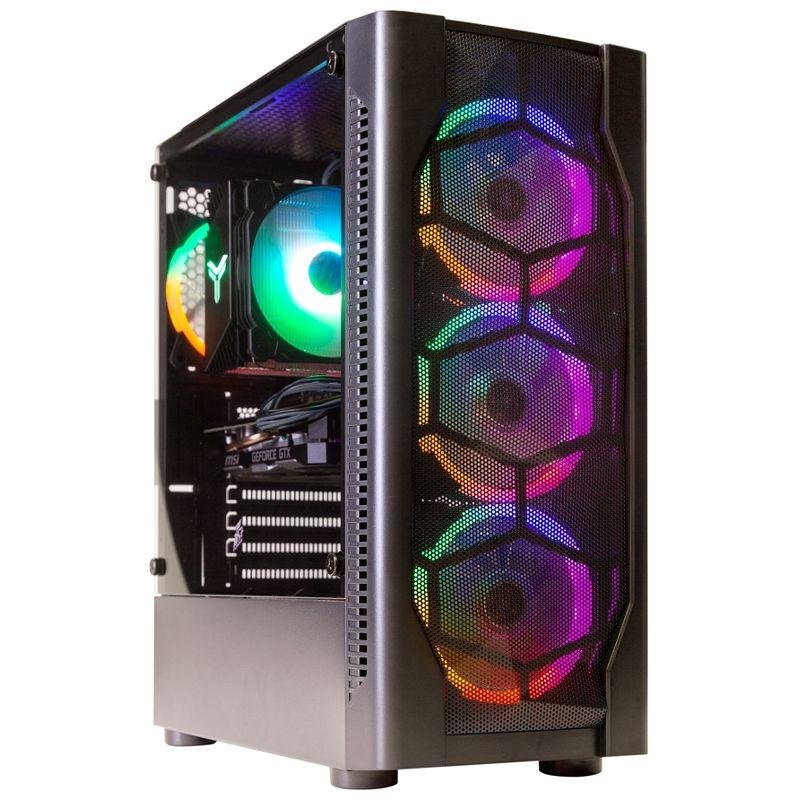 Компьютер Зеон для современных игр, стриминга и работы с фото [K80W]