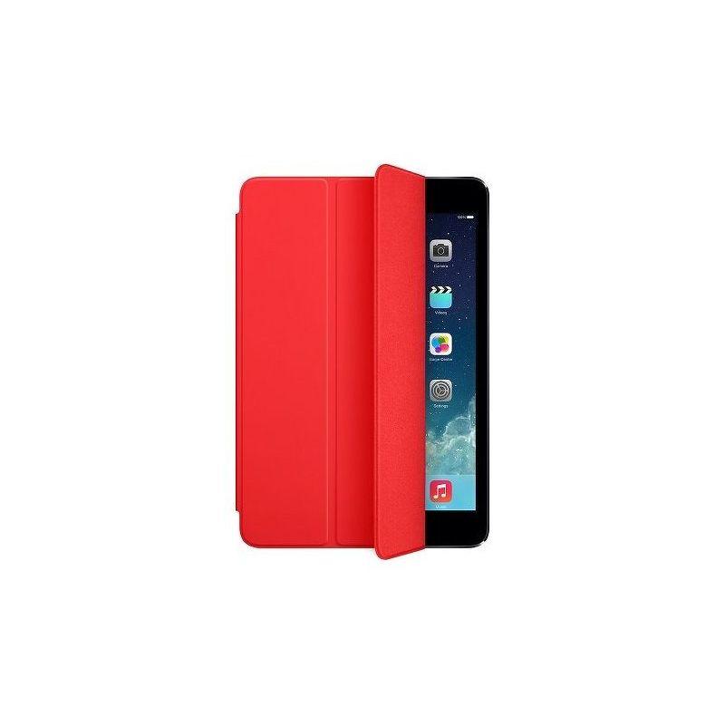 Чехол Apple iPad mini 1/2/3 Smart Cover полиуретан красный  MF394ZM/A