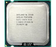 Процессор Intel Pentium E5500  б/у