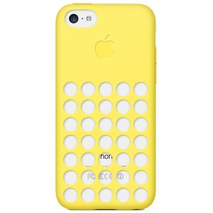 Чехол Apple iPhone 5C Case желтый  MF038ZM/A