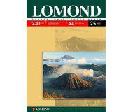 Фотобумага Lomond A4 230 г/м2, 25л., глянцевая  0102049