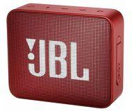 Колонки портативные JBL GO 2 красный