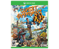 Игра для XBOX One Sunset Overdrive б/у