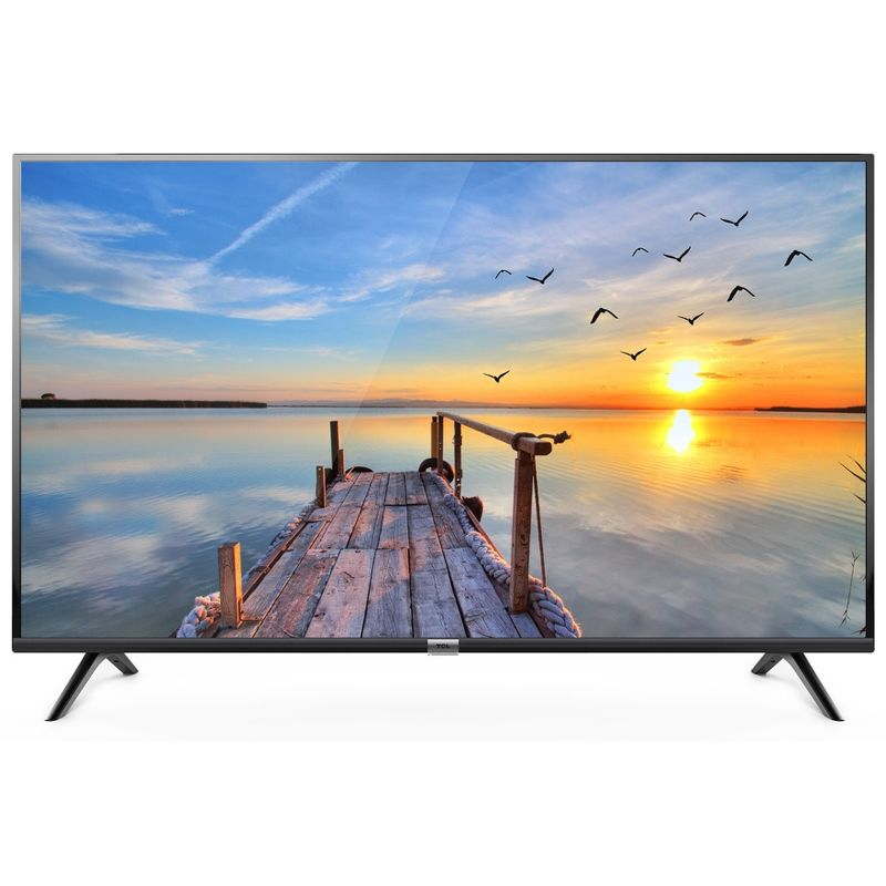 "Телевизор 43"" TCL L43S6500 черный"