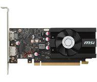 Видеокарта MSI GeForce GT 1030 LP OC (2 ГБ 64 бит) [GT 1030 2G LP OC]