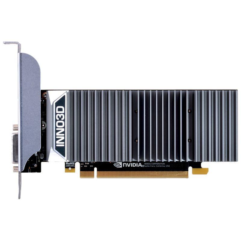 Видеокарта INNO3D GeForce GT 1030 (2 ГБ 64 бит) [N1030-1SDV-E5BL]