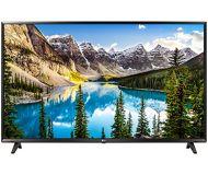 """Телевизор 55"""" LG 55UJ630V черный"""