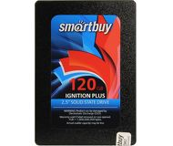 Накопитель SSD 120Gb Smartbuy Ignition Plus  SB120GB-IGNP-25SAT3  (MLC)