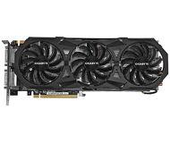 Видеокарта Gigabyte GeForce GTX 980 (4Gb 256bit)  GV-N980WF3OC-4GD