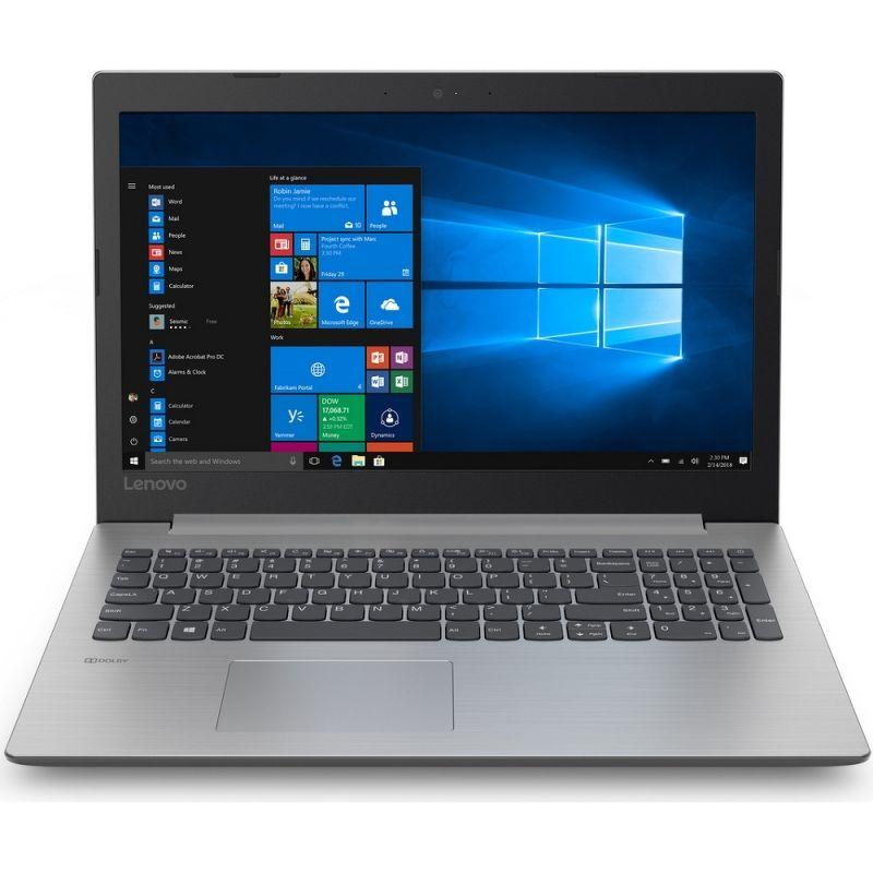 "15.6"" Ноутбук Lenovo 330-15IKBR 81DE02XVRU серый"