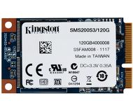 Накопитель SSD 120Gb Kingston SSDNow mS200  SMS200S3/120G