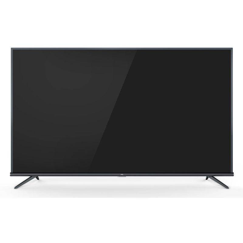 """Телевизор 43"""" TCL L43P8MUS стальной"""